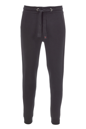Herren Sweatpants BLACK , black, XL