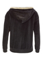Damen Sweatjacke NICKI , black, S