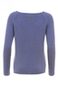Damen Pullover Basic Art 904 , lila, XL