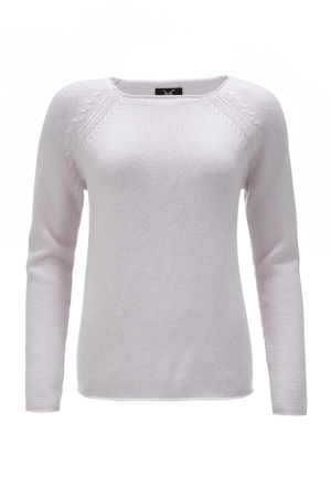 Damen Pullover Basic Art 904 , Gelb, XL