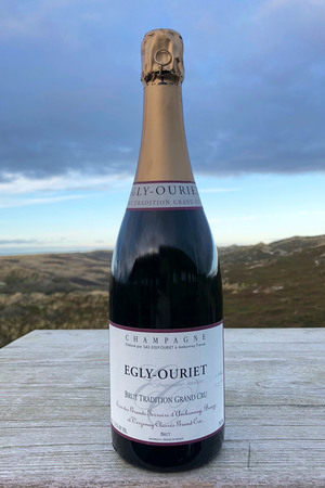 Egly-Ouriet Brut Tradition Grand Cru Dégorgement 2017 0.75 l