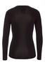 Damen Longsleeve CHAMPAGNE THERAPY , black, S
