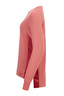 Damen Sweater BEACH HIPPIE , coral, XS