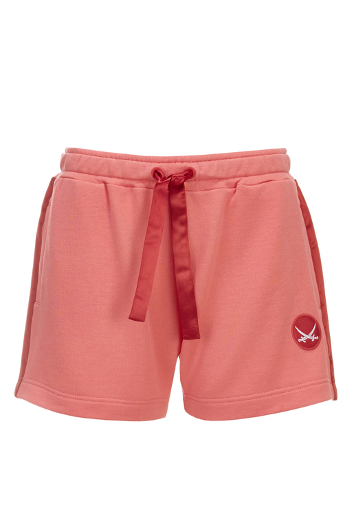 Damen Shorts , coral, XL