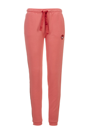 Damen Pants , coral, XXS