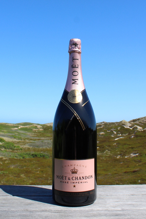 Moet & Chandon Imperial Brut Rose Doppelmagnum 12,0% vol. 3,0l