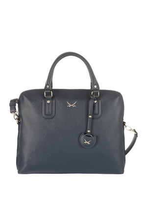 B-669 Henkeltasche , one size, MIDNIGHT BLUE