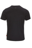 Herren T-Shirt BASIC , black, XS