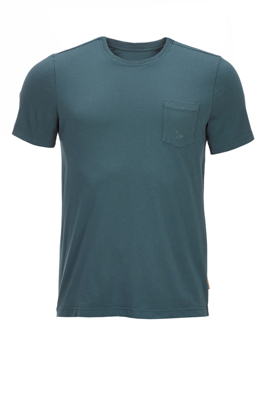 Herren T-Shirt BASIC , green, XXXXL