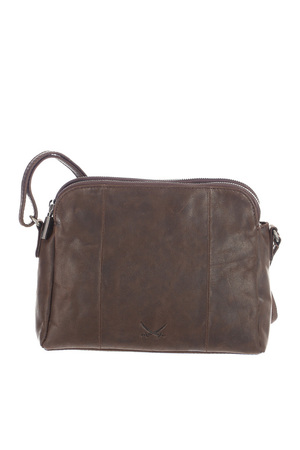 SB-1055 Umhängetasche , one size, darkbrown