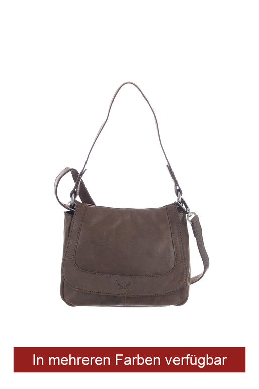 SB-1059 Umhängetasche , one size, darkbrown