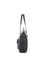 SB-1064 Shopper Henkeltasche , one size, BLACK