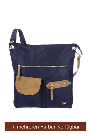 SB-1027 Umhängetasche , one size, MIDNIGHT BLUE