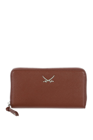 B-650 Wallet , one size, MERLOT