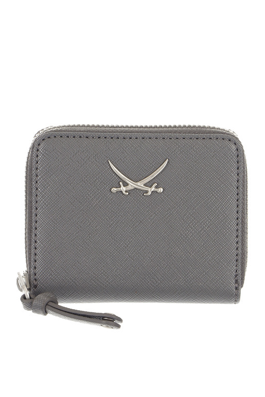 B-663 Wallet , one size, GREY