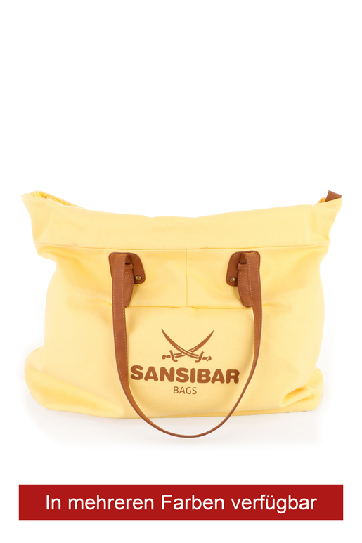 SB-1048 Beach Bag 55x16x39 , one size, YELLOW