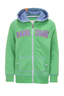 Kinder Sweatjacke Sansibar , green, 104/110