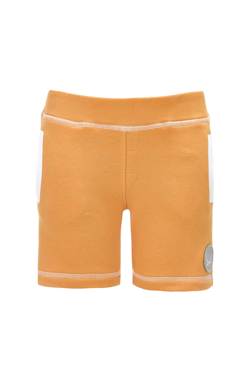 Kinder Sweatshort Sansibar , Orange, 116/122