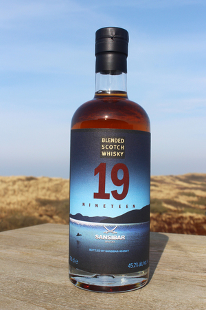Sansibar Whisky Blended Scotch 19y 0,7ltr.