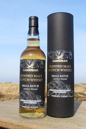 Sansibar Whisky Blended Malt Smokey Smokey Peated 0,7ltr.