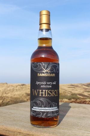 Sansibar Whisky Speyside very old Selection 0,7ltr.