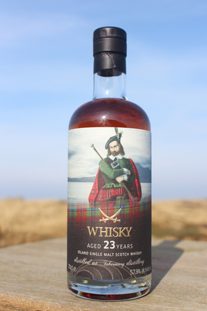 Sansibar Whisky Scotch Tobermory 23y 0,7ltr.