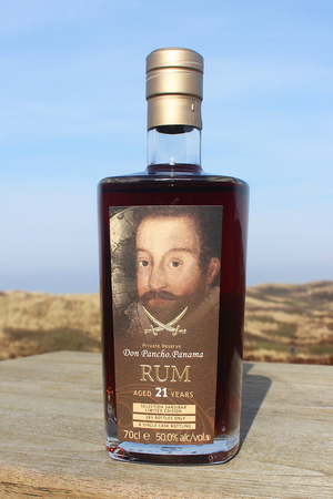 "Sansibar Panamanian Rum Private Reserve ""Don Pancho"" 21y 0,7ltr."