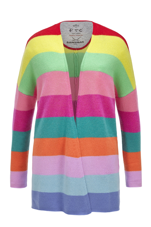FTC Damen Jacke , bunt, XL