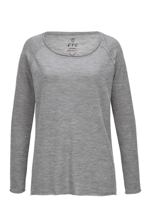 FTC Damen Pullover , grey, S
