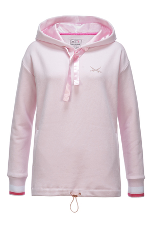"Damen Hoody ""Sansibar Wellness"" , light rose, XXS"