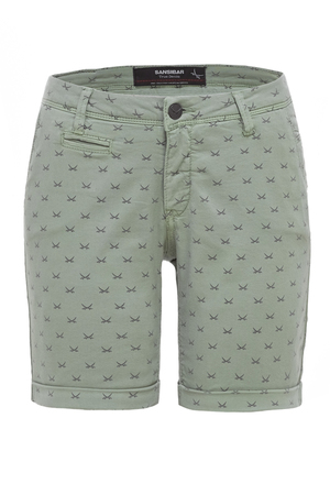 Damen Shorts , sand, XXS