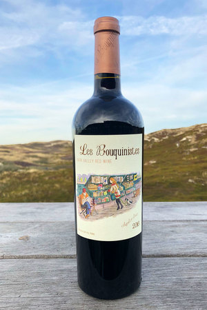 2016 Coup de Foudre  Les Bouquinistes Red Wine Blend 0,75l