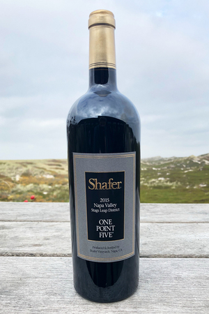 2015 Shafer One Point Five Cabernet Sauvignon 0,75l