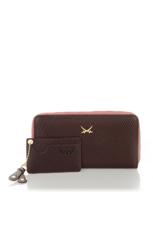 SB-1252 Wallet , One Size, NAVY