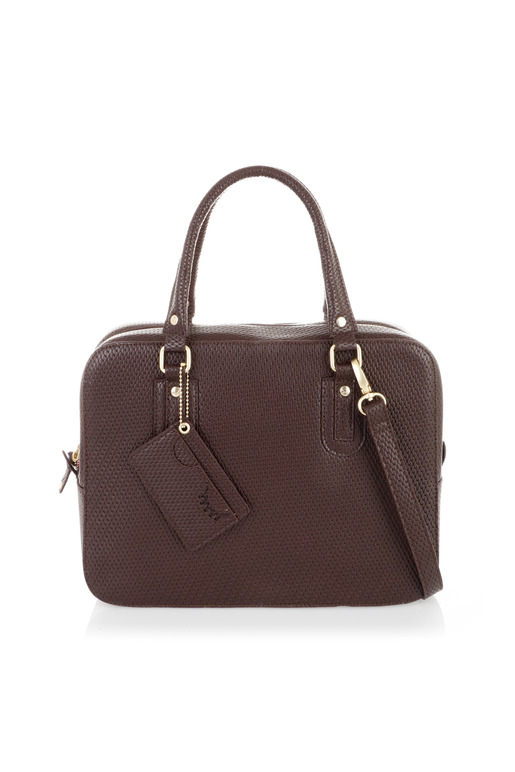 SB-1258 Bowling Bag , One Size, CHOCOLATE