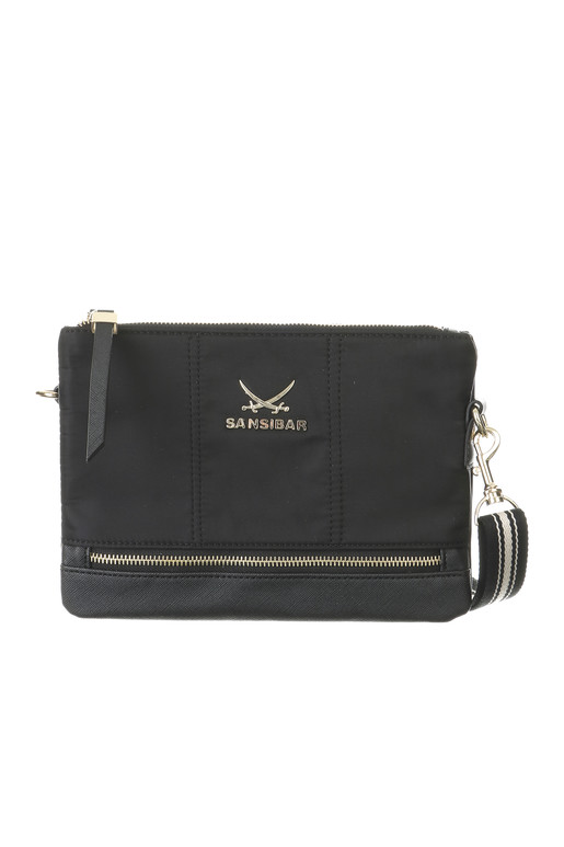 SB-1271 Zip Bag , one size, BLACK