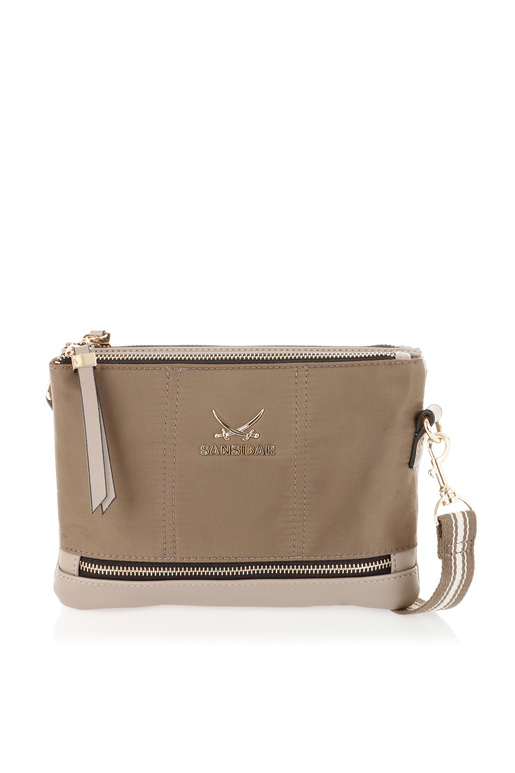 SB-1271 Zip Bag , one size, SAND
