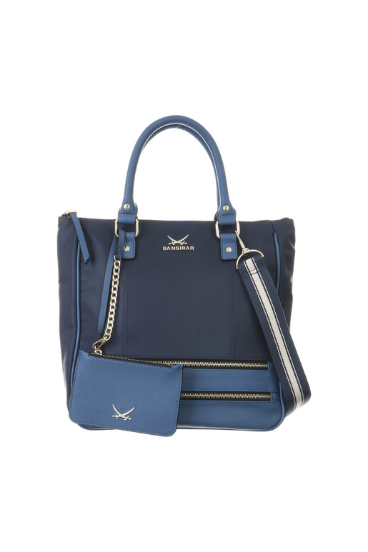 SB-1275 Shopper , one size, NAVY