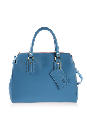 SB-1283 Zip Bag , one size, BLUE