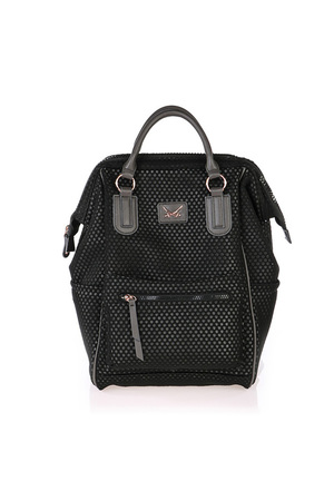SB-1297 Backpack , one size, BLACK