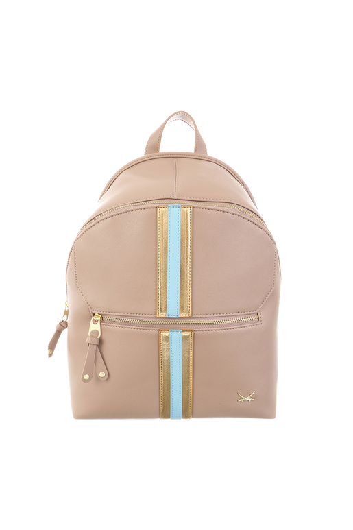 SB-1308 Backpack , one size, TAUPE