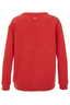 Damen Sweater S , red, XXS