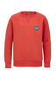 Boys Sweater Logo , red, 92/104