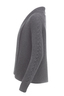 FTC Damen Cashmere Strickjacke , dark grey, XXXL