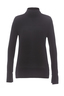 FTC Damen Rollkragen Pullover , black, XL