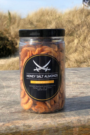 "Sansibar Nüsse ""Honey Salt Almonds"" 175g"