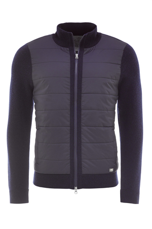 FTC Herren Jacke , midnight blue, XXXL