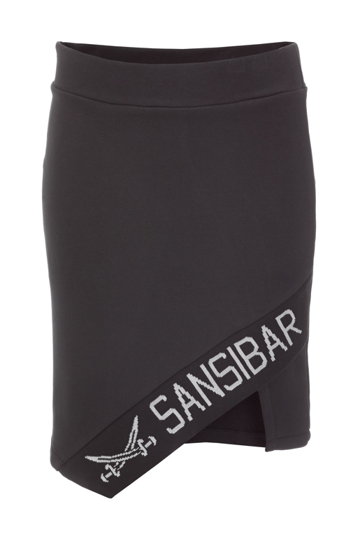 Damen Rock Sansibar , black, S