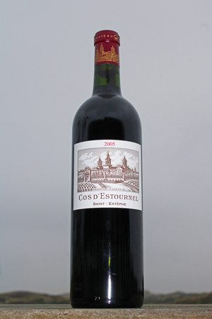 2005 Chateau Cos d´Estournel 0,75l