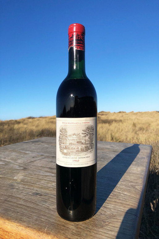 1960 Chateau Lafite Rothschild 13,0% Vol 0,75l